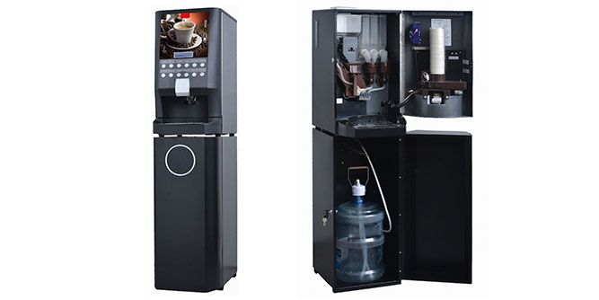 Premium Coffee Vending