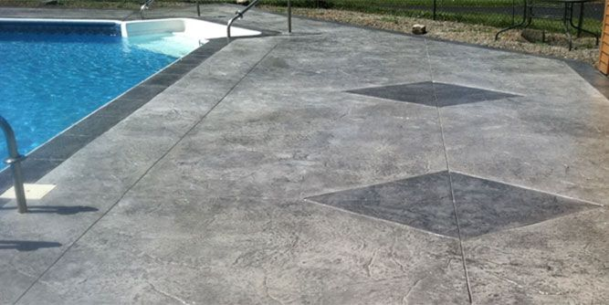 Mirage - Decorative Concrete Restoration