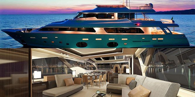 Saveene Yacht Broker