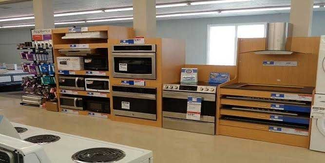 Kitchen Appliance Outlet Los Angeles