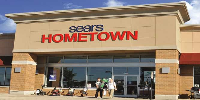 Sears Hometown & Outlet Stores