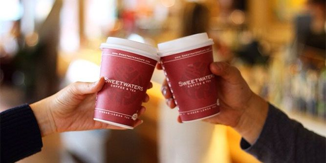 Sweetwaters Coffee & Tea Cafe