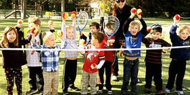 Tennis Time - The Ultimate Kids Sports Business