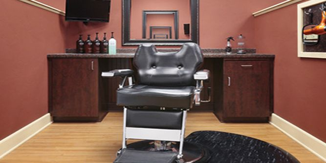 The Barbershop - A Hair Salon for Men