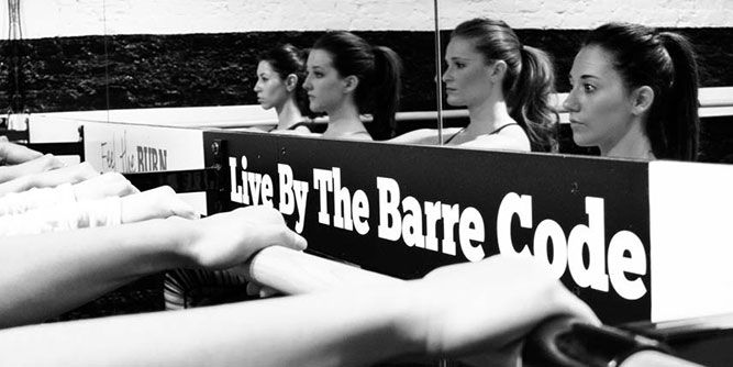 The Barre Code - Fitness Studios for Women