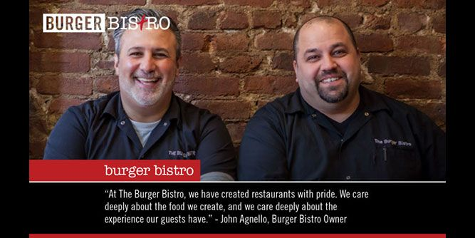 The Burger Bistro