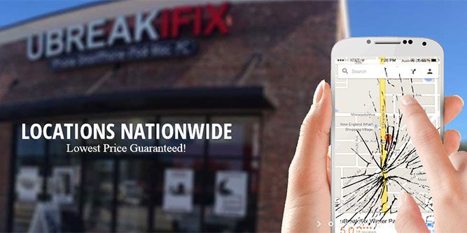 uBreakiFix - Smart Phone Repair