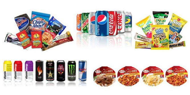 United Marketing / Soda & Snack Vending