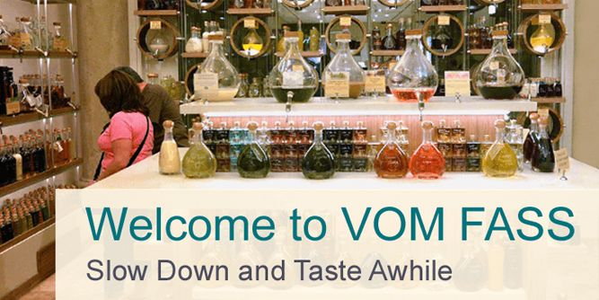 VOM FASS - Gourmet Products & Spirits