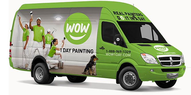 Wow 1 Day Painting Franchise Information