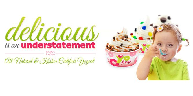 YoFresh Yogurt Cafe