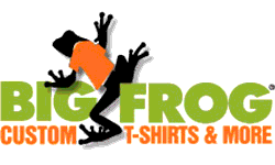 Big Frog - Custom T-Shirts Franchise Opportunity