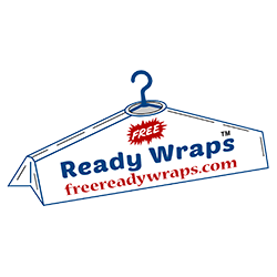 Free Ready Wraps - Garment Covers