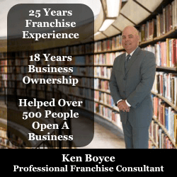Ken Boyce - Professional Franchise Consultant