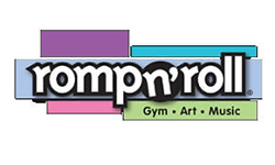 Romp n' Roll - Gym. Art. Music.