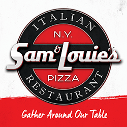 Sam and Louie's Pizza