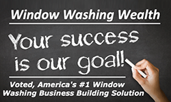 Window Washing Wealth Franchise Opportunity