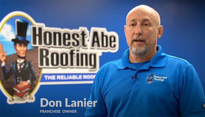 Honest Abe Roofing Video