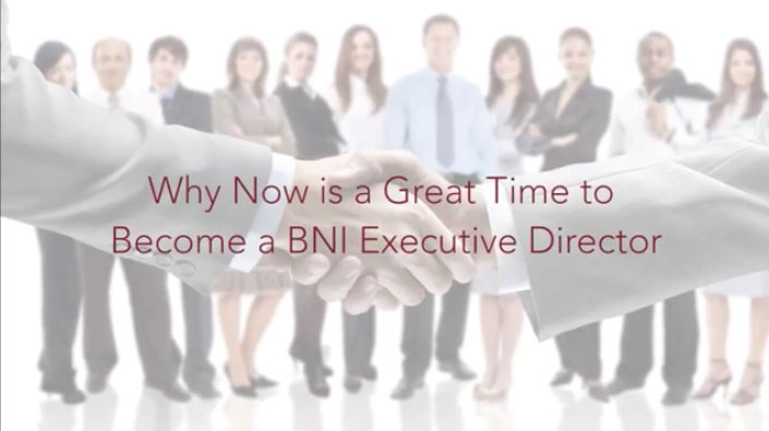 BNI International - Business Networking and Referrals Video