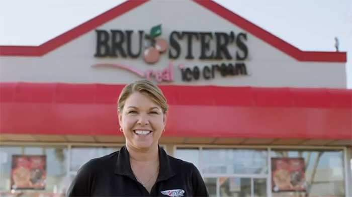 Brusters Real Ice Cream Video