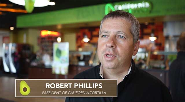 California Tortilla Video