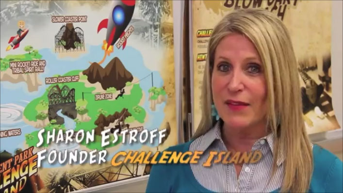 Challenge Island Programs for Kids Video
