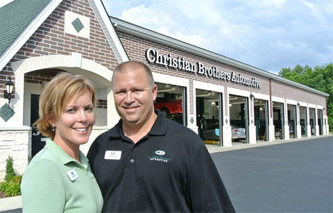 Christian Brothers Automotive Video