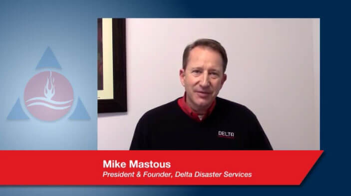 Delta Restoration Services Video