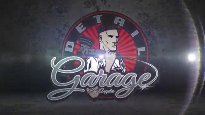 Detail Garage Video