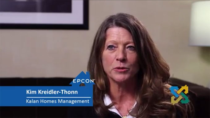 Epcon Franchising - Home Builders Video