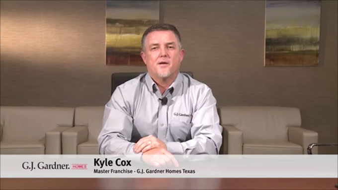GJ Gardner Homes - Texas Video