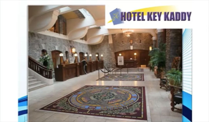 Hotel Key Kaddy Video