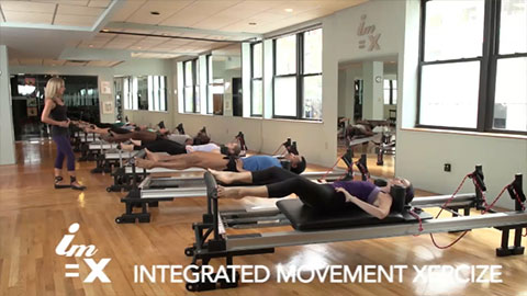 IMX Pilates Video