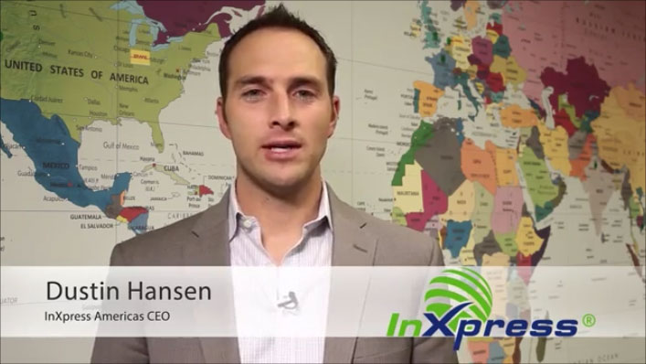 InXpress Global Logistics Video