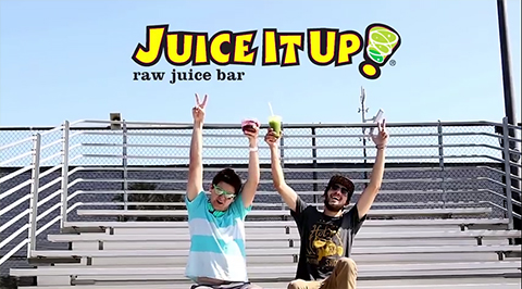 Juice it Up Video