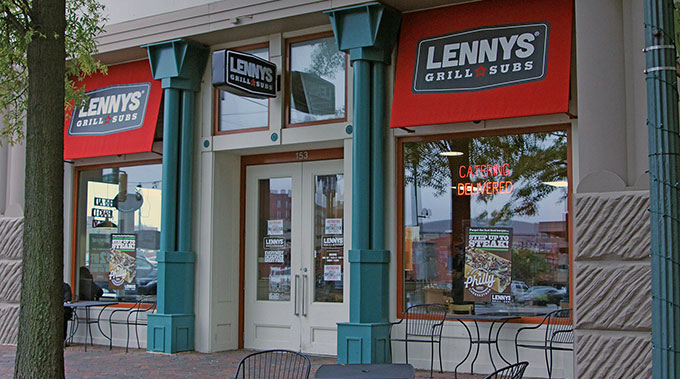 Lennys Grill & Subs Video