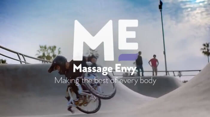 Massage Envy Video