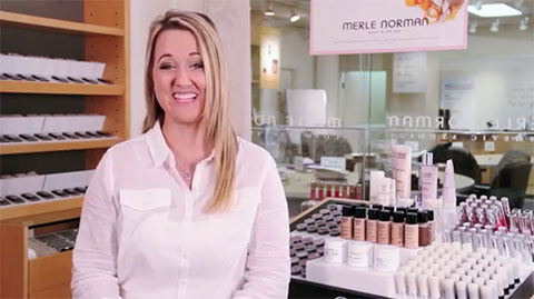 Merle Norman Cosmetics Video
