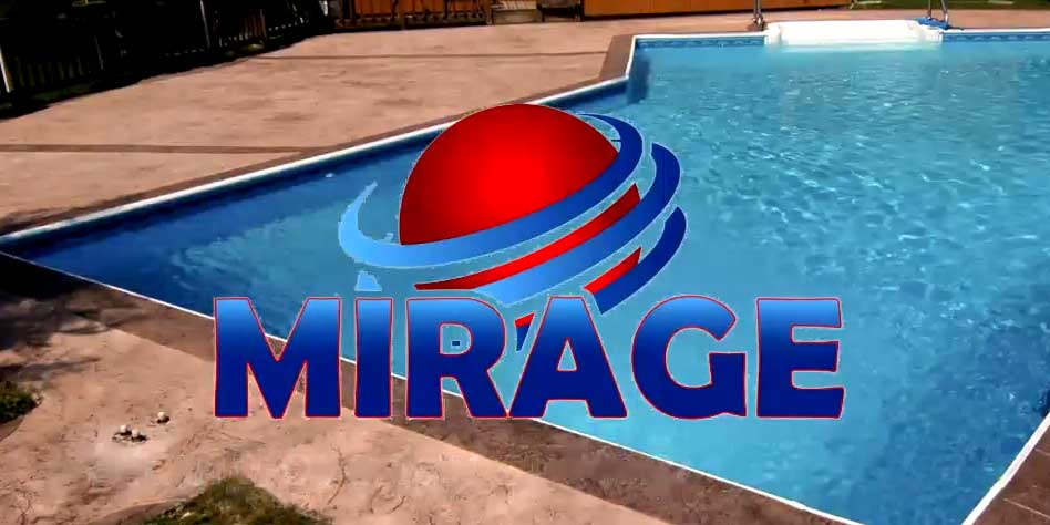 Mirage - Decorative Concrete Restoration Video