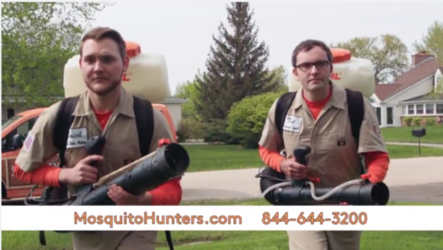 Mosquito Hunters Video