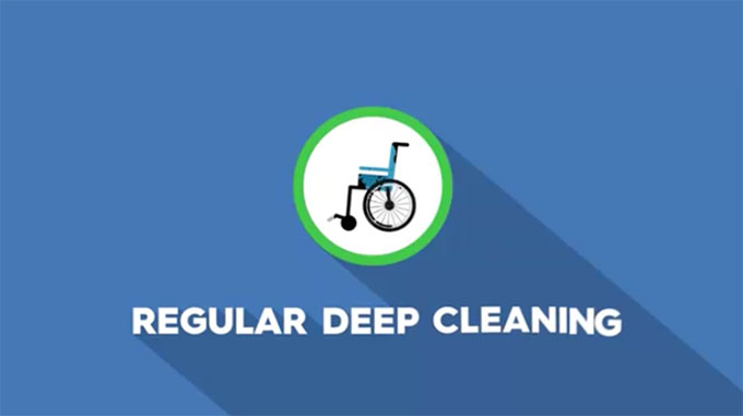 NEXClean - Specialty Cleaning Solutions Video