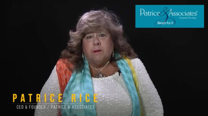 Patrice & Associates Hospitality Recruiting  Video
