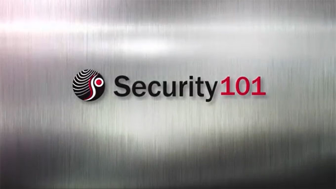 Security 101 Video