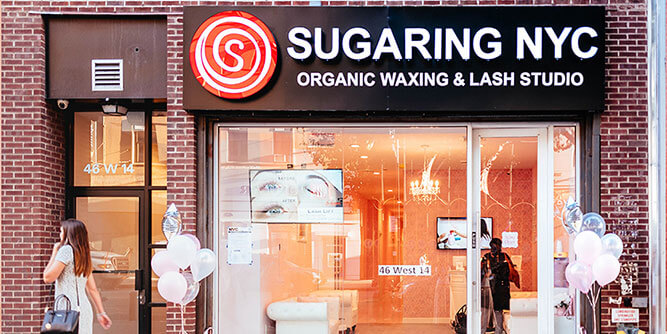 Sugaring NYC - Hair Removal Video