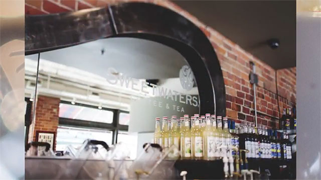 Sweetwaters Coffee & Tea Cafe Video