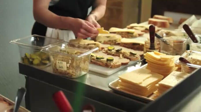The American Grilled Cheese Kitchen Video