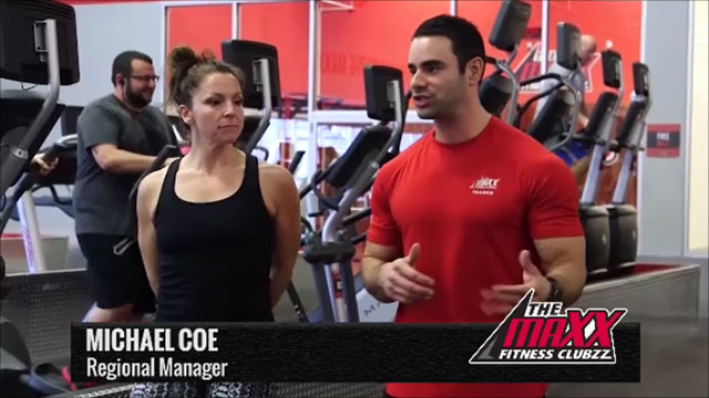 The Maxx Fitness Clubzz Video