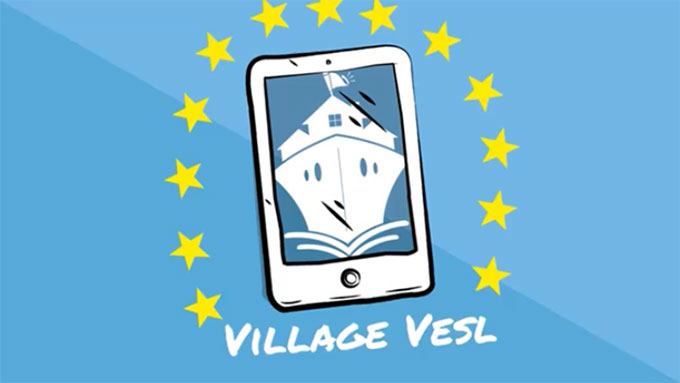 Village Vesl - Your Mobile App in Your Local Market Video