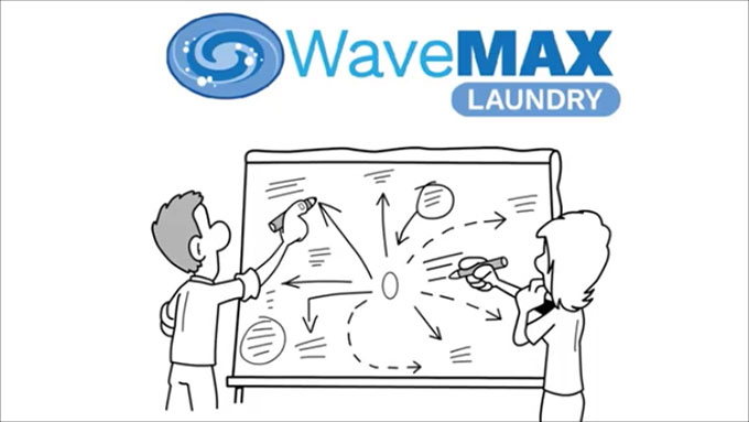 WaveMAX Laundry Video