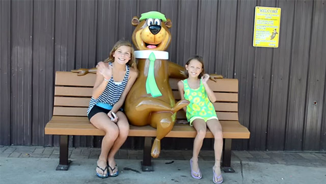 Yogi Bear's Jellystone Parks Camp-Resorts Video